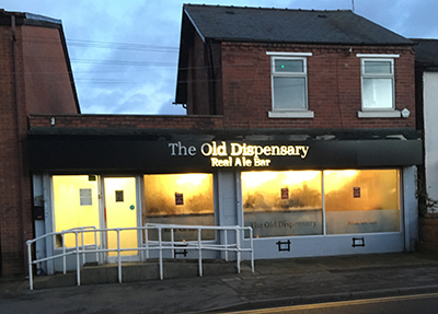 Old Dispensary, Langley